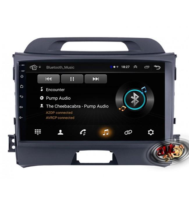 Sistem navigatie cu Android pentru Mercedes A B-class W169 / W245 2004-2012 Viano Vito Sprinter VW Crafter