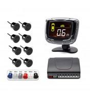 Senzori Parcare cu Display LCD