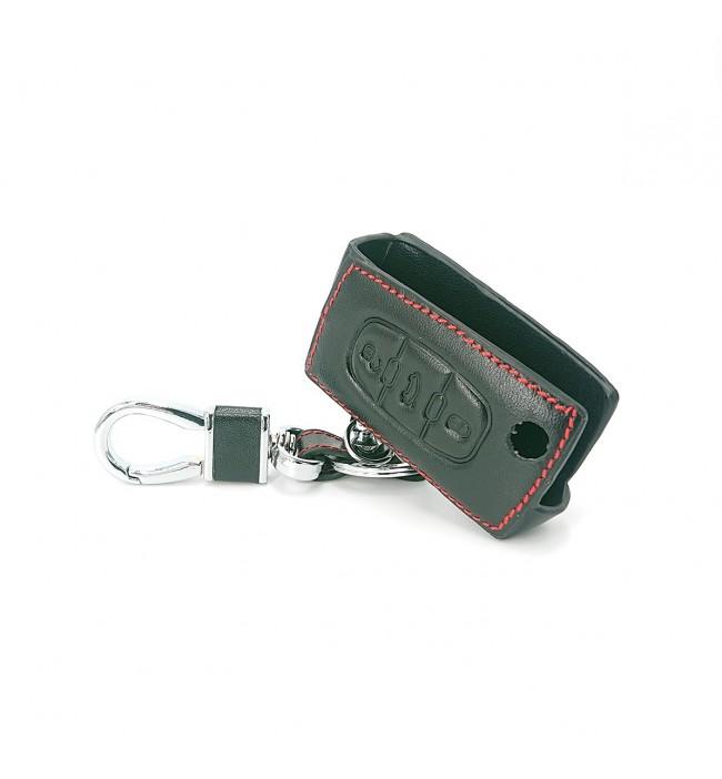 Husa din piele pentru cheie Peugeot 207 307 308 407 508 408