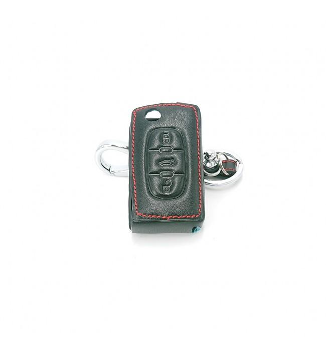 Husa din piele pentru cheie Citroen C2 C3 C4 C5 C6 Picasso