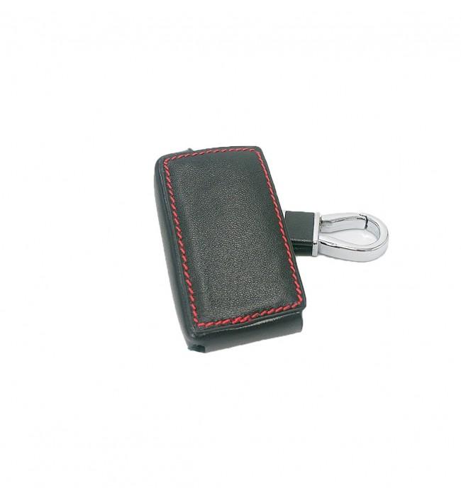 Husa din piele pentru cheie Peugeot 207 407 407SW 307