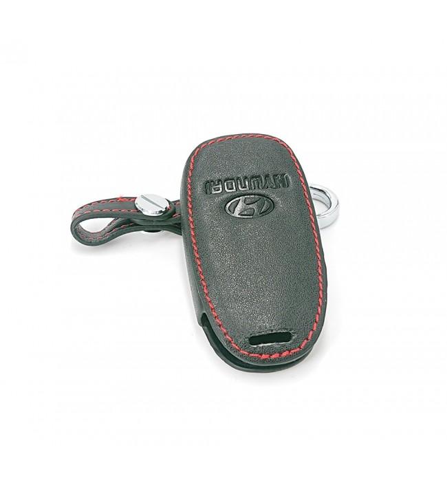 Husa piele cheie Hyundai i30 IX35 Elantra Accent Santa Fe