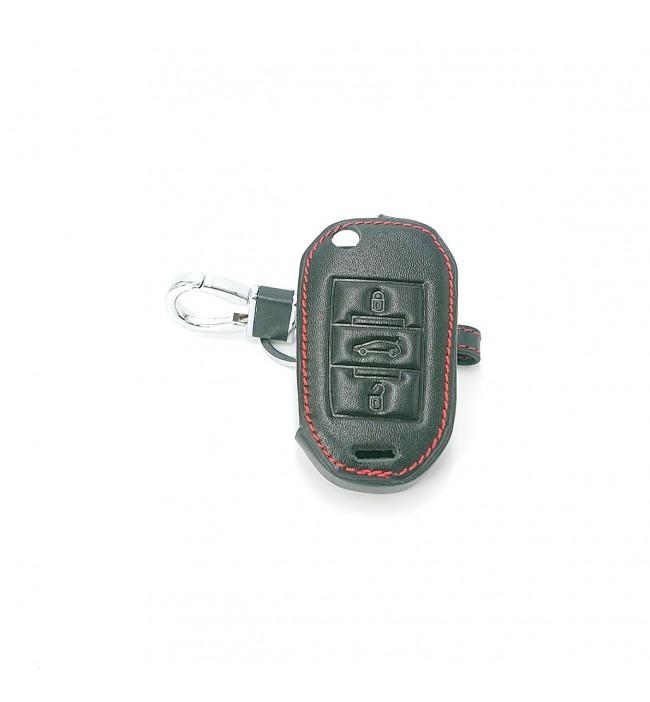 Husa piele cheie Peugeot 3008 208 308 508 408 2008