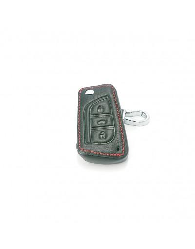Husa din piele pentru cheie Toyota RAV4