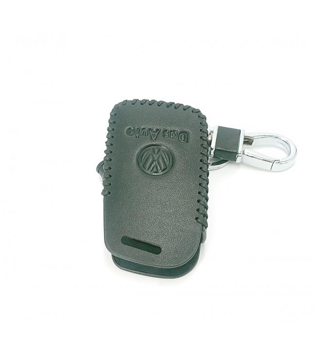 Husa din piele pentru cheie Land Rover LR4 Discovery LR2 Range Rover Sport Evoque