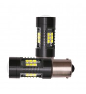 Led auto canbus cu lupa model T10 W5W 10 SMD 5630