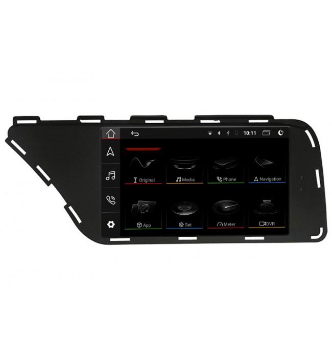 Navigatie Audi A4