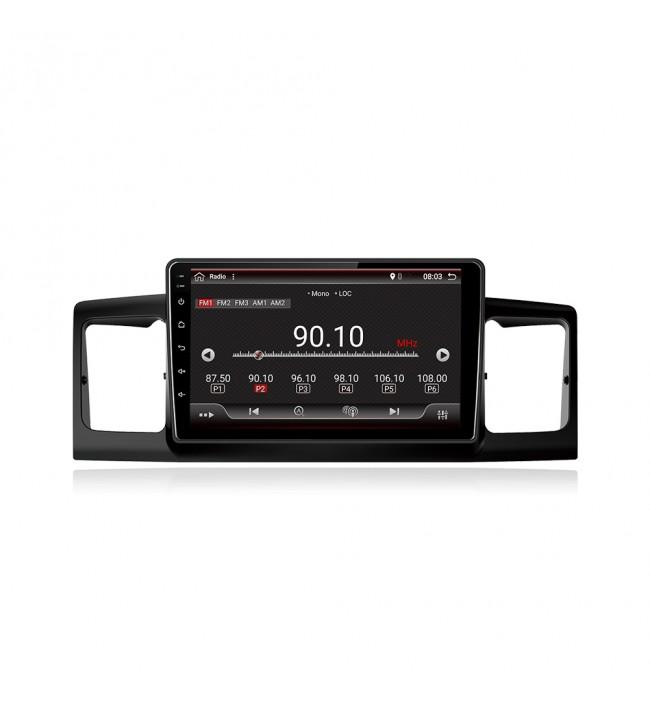 navigatie dedicata cu android si radio pentru Toyota Corolla Ex 2013