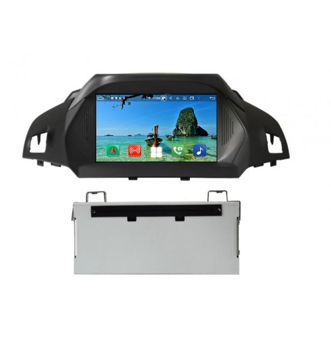 Navigatie dedicata cu Android pentru Ford Kuga 2013-2018 cu gps
