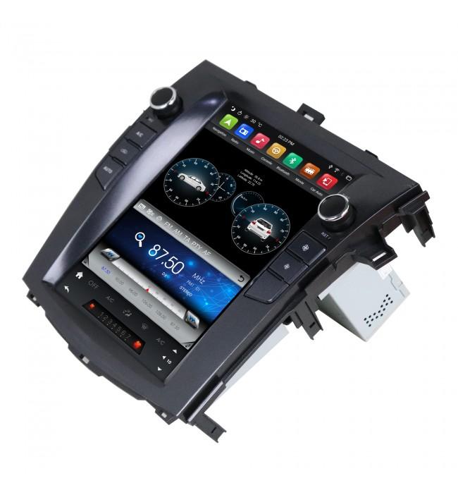 Navigatie tip Tesla pentru Toyota Corolla 2008 2009 2010 2011 2012 2013  cu Android si gps