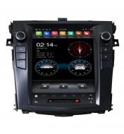 Navigatie tip Tesla pentru Toyota Corolla 2008 2009 2010 2011 2012 2013  cu Android