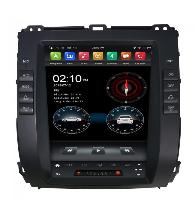 navigatie dedicata tip tesla pentru toyota prado j120 2002 2003 2004 2005 2006 2007 2008 cu android