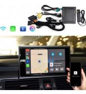 Interfata Apple CarPlay...