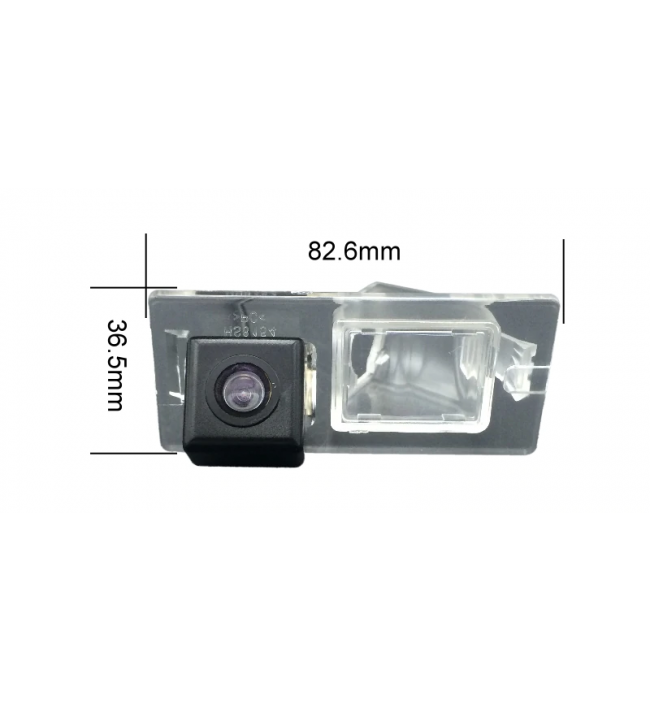 Camera mers inapoi Fiat 500 2007 2008 2009 2010 2011 2012 2013 2014 2015