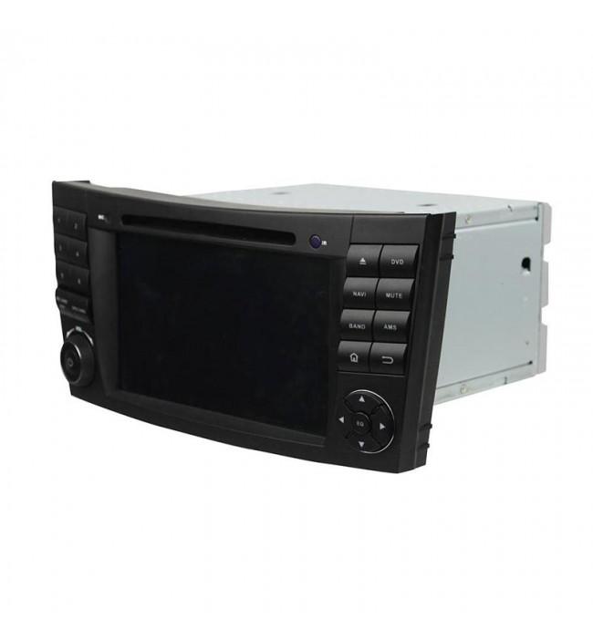navigatie dedicata cu android Mercedes-Benz CLS-Class W219 (CLS350/CLS500/CLS55) 2004, 2005, 2006, 2007, 2008, 2009, 2010