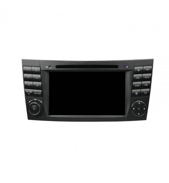dvd navigatie dediata Mercedes-Benz E-Class W211(E200/E220/E240/E270/E280) 2002, 2003, 2004, 2005, 2006, 2007, 2008