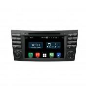 navigatie dedicata cu android Mercedes-Benz CLS(W219)E(W211)G(W463)