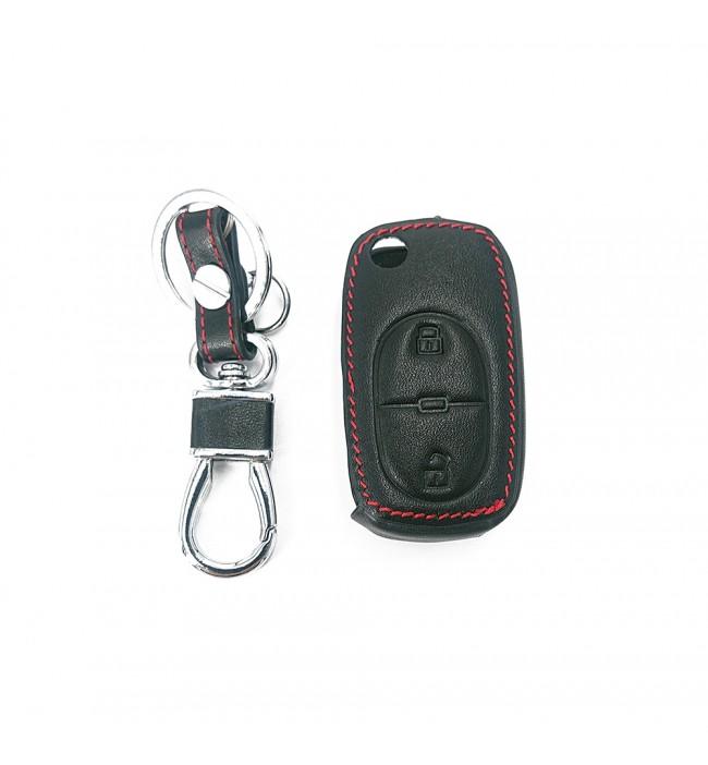 Husa pentru cheie din piele Audi A3