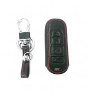Husa din piele pentru cheie Mazda CX-7 2010 2011 2012 2013 2014 2015 2016 2017 2018 2019 2020
