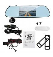 Sistem oglinda 5 DVR cu 3 camere pentru monitorizare trafic