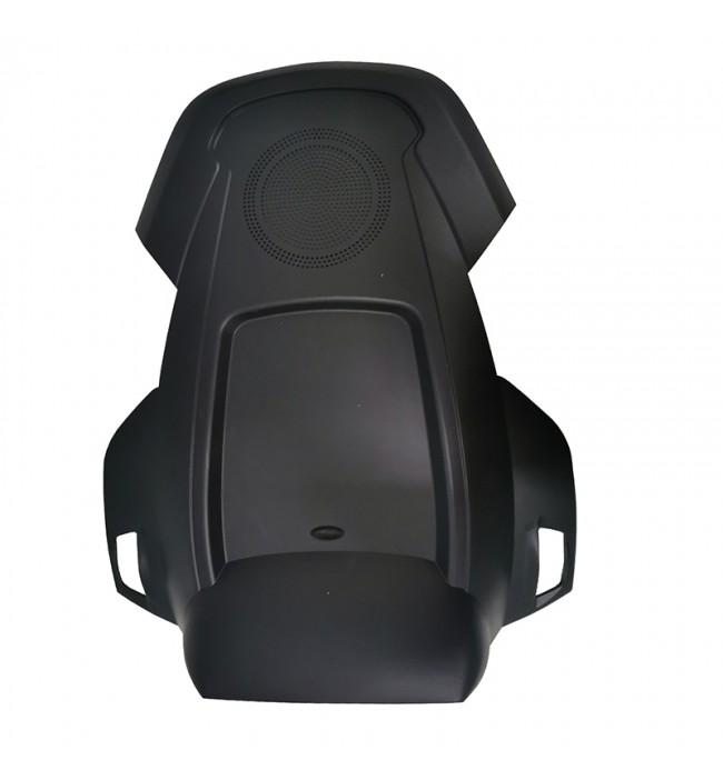 sistem de navigatie dedicata tesla style pentru ford kuga 2013 2014 2015 2016 2017 cu android