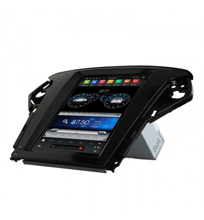 Sistem de navigatie dedicata cu Android tip Tesla pentru Ford Mondeo 2011 2012 2013 2014 2015