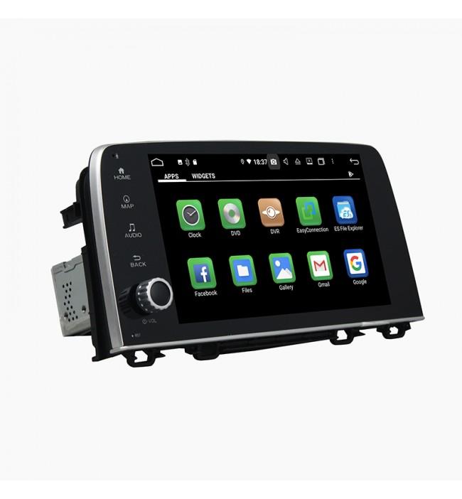 sistem de Navigatie dedicata Honda CRV 2017 2018 cu Android