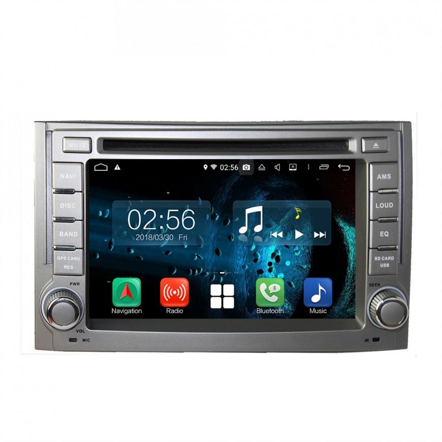 Navigatie dedicata Hyundai H1 2007 2008 2009 2010 2011 2012 cu Android