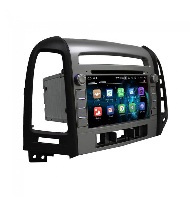 sistem de Navigatie dedicata cu Android Santa Fe 2006 2007 2008 2009 2010 2011 2012