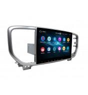 sistem de navigatie dedicata cu android kia sportage 2018 2019