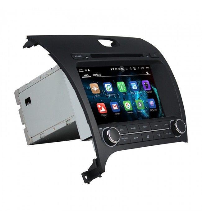 sistem de navigatie dedicata cu android kia cerato 2013 2014 2015 2016 2017