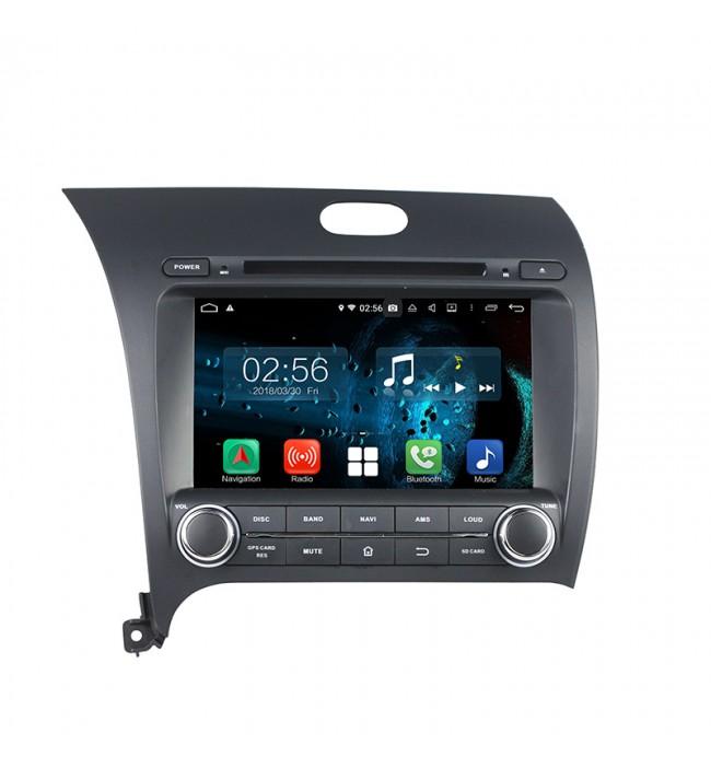 sistem de navigatie dedicata cu android kia cerato 2013 2014 2015 2016 2017 craiova