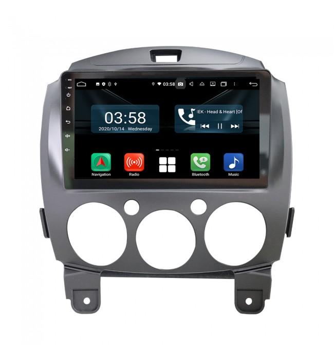 Navigatie dedicata cu Android si Butoane pentru Mazda 2 2010-2014