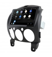 Navigatie dedicata cu Android si Butoane pentru Mazda 2 2010, 2011, 2012, 2013, 2014