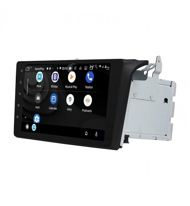 dvd navigatie dedicata cu android pentru mazda 3 2004 2005 2006 2007 2008 2009