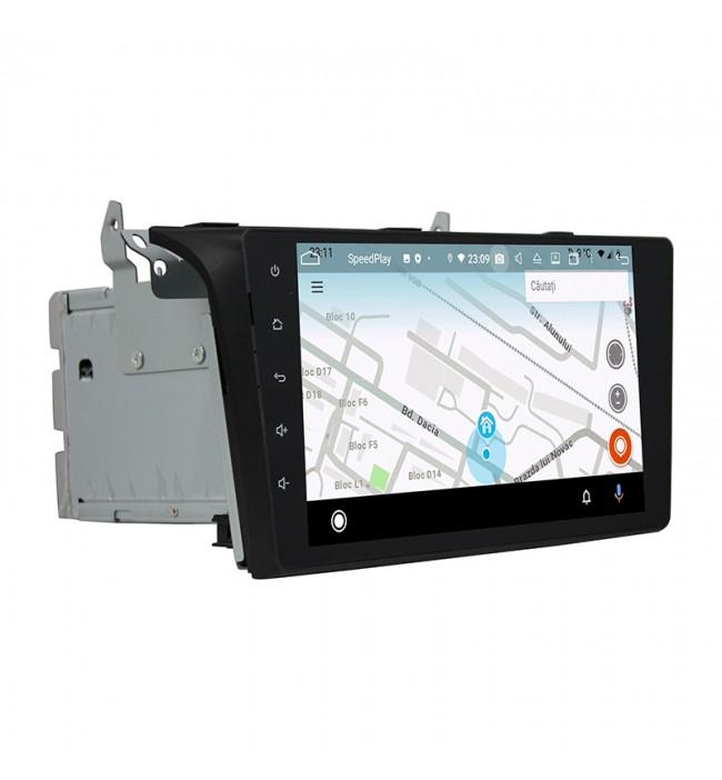 navigatie dedicata cu android pentru mazda 3 2004 2005 2006 2007 2008 2009 craiova