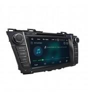 dvd navigatie dedicata cu android pentru mazda 5 2010 2011 2012 2013 2014 2015 2016 2017