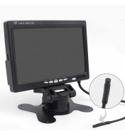 Monitor TFT-LCD Auto cu Ecran de 7inch