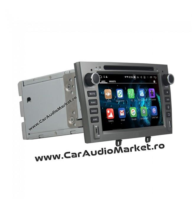 DVD Navigatie dedicata cu Android Peugeot 308 2008 2009 2010 2011 2012