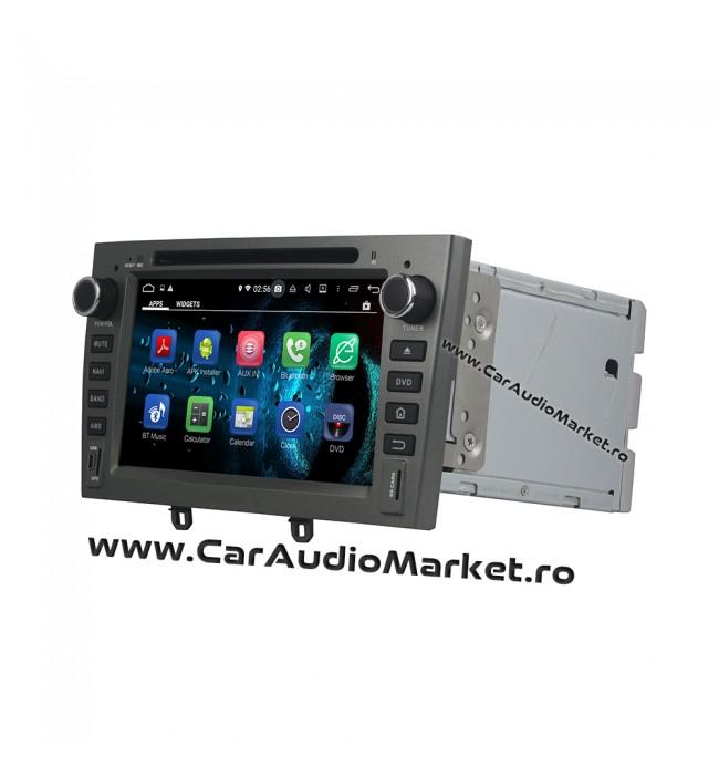 Navigatie dedicata cu Android si DVD Peugeot 308 2008 2009 2010 2011 2012 craiova bucuresti