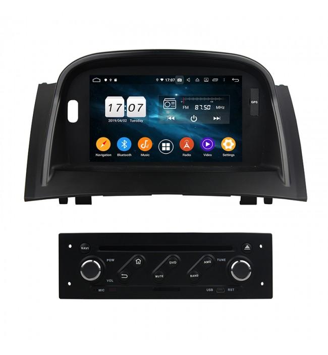 Navigatie dedicata cu android Renault Megane 2 2002 2003 2004 2005 2006 2007 2008 2009