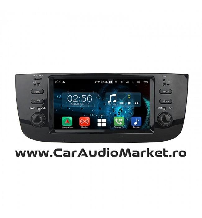 Navigatie dedicata cu Android Fiat Linea 2012 2013 2014 2015