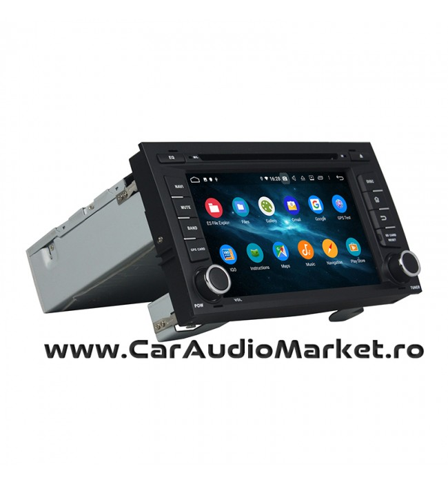 Navigatie dedicata cu Android Seat Leon 2013 2014 2015 2016 2017 2018 2019 galati