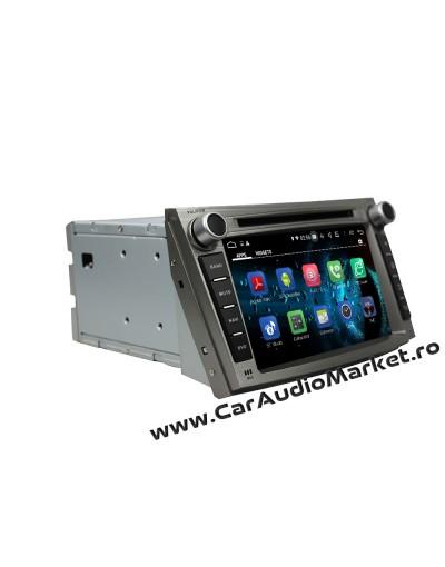 Navigatie dedicata cu Android Subaru Legacy- Outback 2008 2009 2010 2011 2012 2013 2014 dej