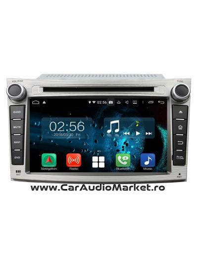 Navigatie dedicata cu Android Subaru Legacy- Outback 2008 2009 2010 2011 2012 2013 2014 alba iulia