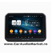 Navigatie dedicata cu Android FullTouch fara DVD Suzuki Ignis 2017-2018