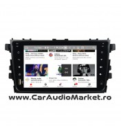 Suzuki Alto 2014-2018 Navigatie dedicata cu Android FullTouch fara butoane si DVD youtube