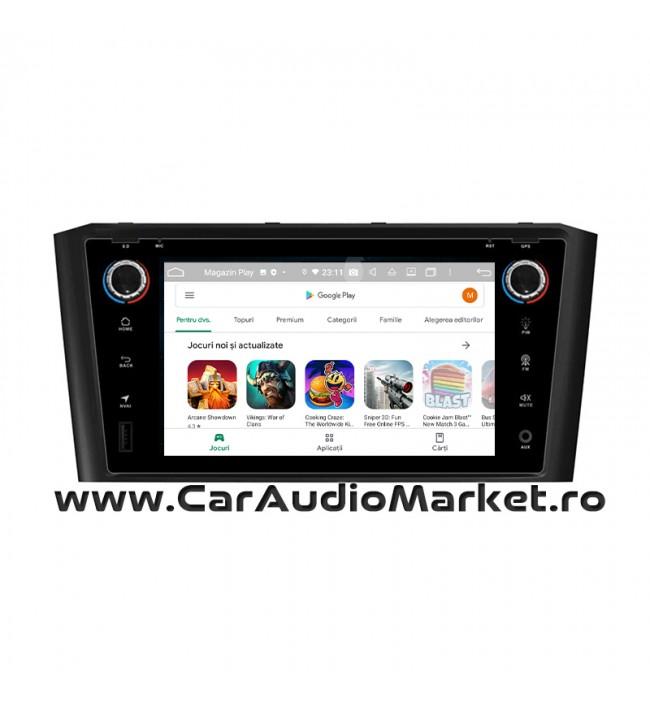 Navigatie dedicata cu Android Toyota Avensis 2003 2004 2005 2006 2007 2008 2009 marketplace