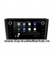 Navigatie dedicata cu Android Toyota Avensis 2003 2004 2005 2006 2007 2008 2009 carplay