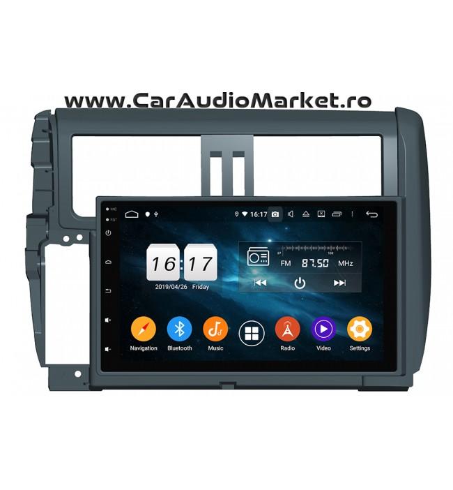 Navigatie dedicata cu Android Toyota Land Cruiser Prado 2010-2013